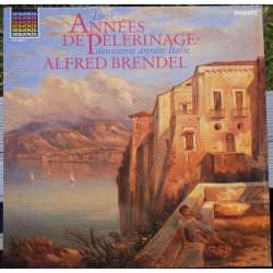 Liszt: Annees de Pelerinage. 'Italie'. Alfred Brendel. 1 LP. Philips. New copy