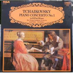 Tchaikovsky: Piano Concerto no. 1. Emil Gilels. Fritz Reiner. 1 LP. RCA
