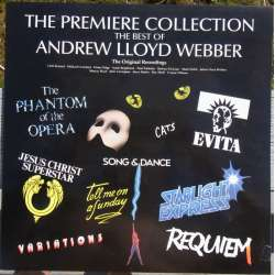 Lloyd Webber: The Best of. 1 LP. EMI