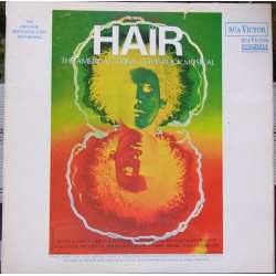 HAIR. The American tribal love-rock Musical. 1 LP. RCA
