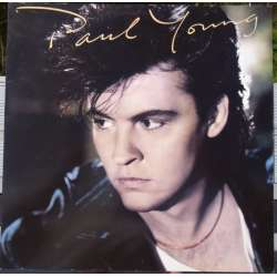 Paul Young: The Secret of Association. 1 LP. CBS. 26234