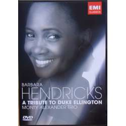 Barbara Hendricks: A tribute to Duke Ellington. Monty Alexander Trio. 1 DVD. EMI
