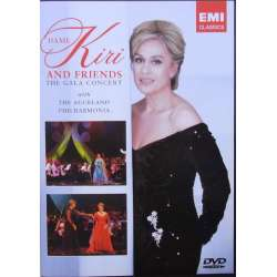 Dame Kiri and Friends: The Gala Concert. 1 DVD. EMI