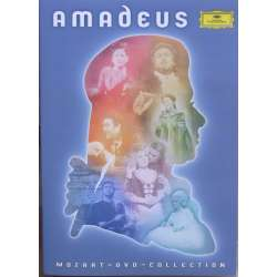 Mozart: Amadeus. DVD Collection. Terfel, Dieskau, Pavarotti. 1 DVD. DGG