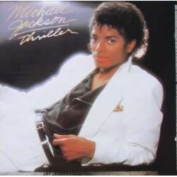 Michael Jackson: Thiller. 1 CD. Sony.