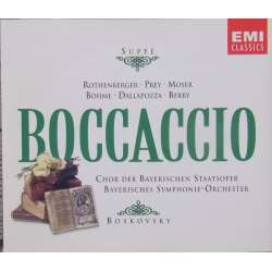 Suppé: Boccaccio. Prey, Moser, Rothenberger. Boskovsky. 2 CD. EMI