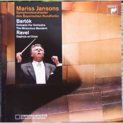 Bartok & Ravel: Orchestral Works. Bayrish RSO. Jansons. 1 CD. Sony