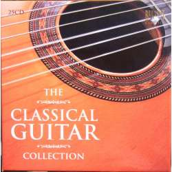 The Classical Guitar Collection. 25 CD. Brilliant Classics.