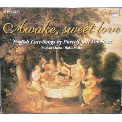 Awake Sweet love. English lute songs by Purcell & Dowland. 2 cd Brilliant Classics