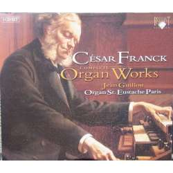 Franck: Organ Works. Jean Guillou. 2 CD. Brilliant Classics