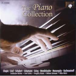 The Piano Collection. Brendel, Richter, Gilels, Kissin, Grimaud. 25 CD. Brilliant Classics