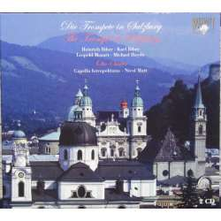 The Trumpet in Salzburg. Otto Sauter, Nicol Matt. 2 cd Brilliant Classics