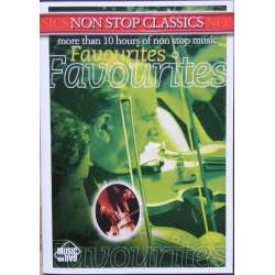 Favourites non stop Classics music. More than 10 Hours. 1 DVD