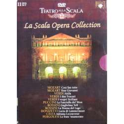 La Scala Opera Collection. 12 DVD. Brillliant