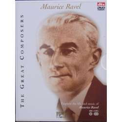 Ravel: The Great Composers. 2 CD + 1 DVD. Brilliant Classics