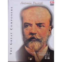 Dvorak: The Great Composers. 2 CD. + 1 DVD. Brilliant Classics