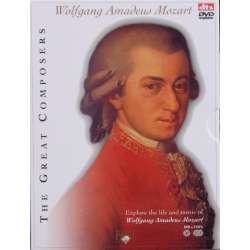 Mozart: The Great Composers. 2 CD + 1 DVD. Brilliant Classics