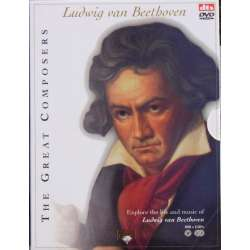 Beethoven: The Great Composers. 2 CD. + 1 DVD. Brilliant Classics