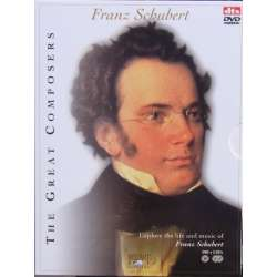 Schubert: The Great Composers. 2 CD. + 1 DVD. Brilliant Classics