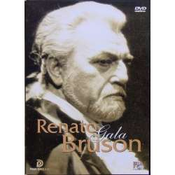 Renato Bruson: Gala. Arias and opera highlights. 1 DVD. Pan Dream