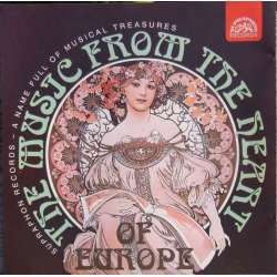 The Music of the Heart of Europe. 1 CD. Supraphon