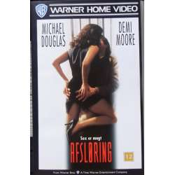 Disclosure with Michael Douglas and Demi Moore. 1 VHS