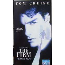 The Firm. Tom Cruise and Gene Hackman. 154 min. 1 VHS