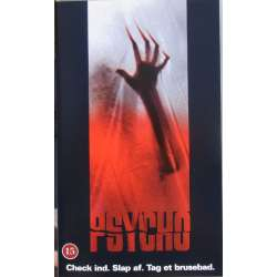 Alfred Hitchcock: Psycho 2. Vincent Vaugh, Anne Hechel. 99 min. 1 VHS