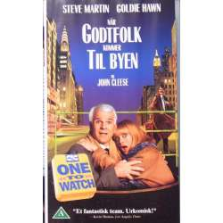 The Out of Towners. Steve Martin, Goldie Hawn and John Cleese. 1 VHS