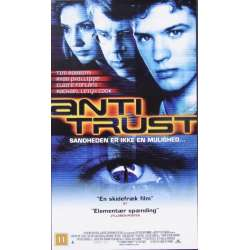 Antithrust, Tim Robbins, Ryan Philippe. 1 VHS