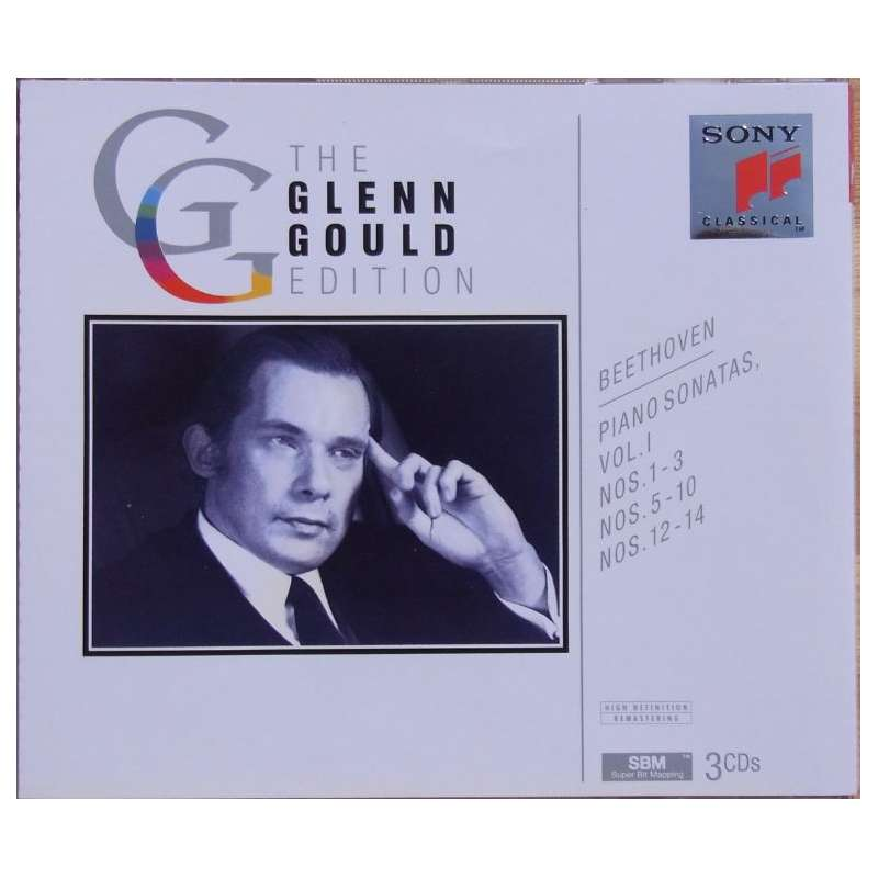 a place to call home box set glenn gould bach beethoven schoenberg plade klassikeren Beethoven: Piano Sonatas nos.