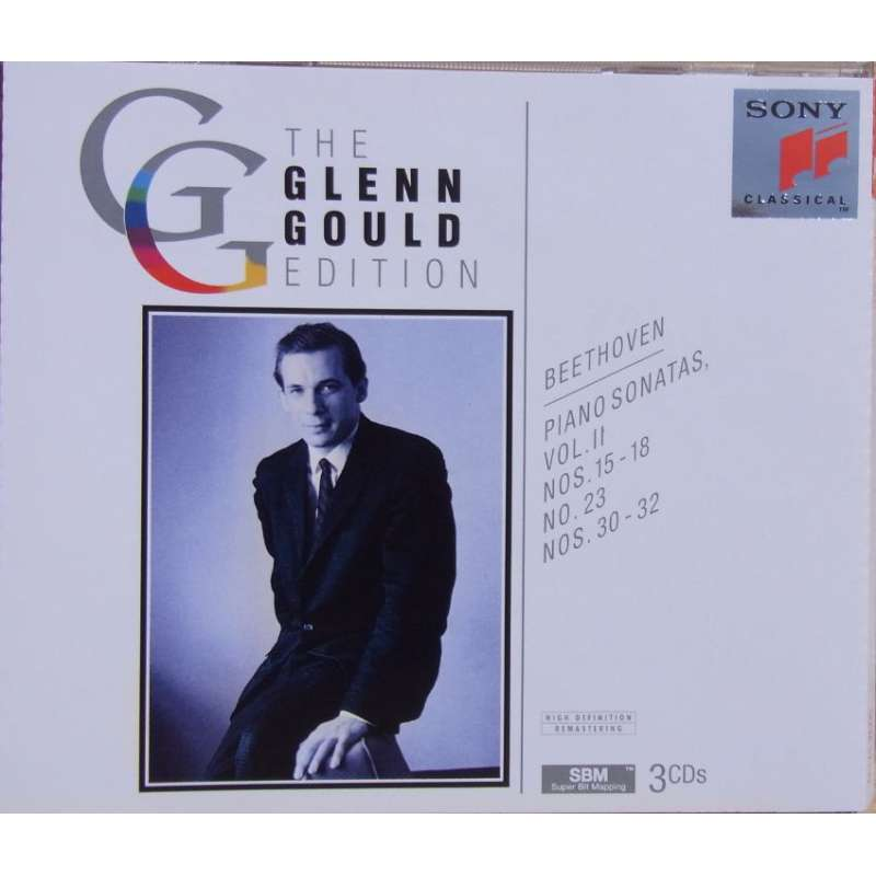 a place to call home box set glenn gould bach beethoven schoenberg plade klassikeren Beethoven: Piano Sonata nos. 15, 16, 17, 18, 23, ...
