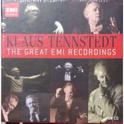 Klaus Tennstedt. The Great EMI Recordings. 14 CD. EMI