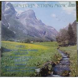 Scandinavian String Music. Grieg, Nielsen, Sibelius. Leslie Jones, the Little Orchestra of London. 1 LP. Unicorn UNS 201.