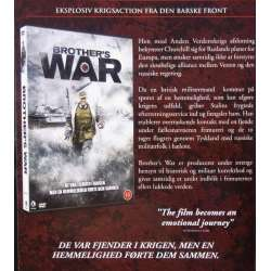 Brothers War. En film fra 2009. 1 DVD.
