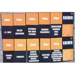 Gidon Kremer Edition. 10 CD. Russian Archives