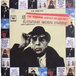 Stravinsky conducts Stravinsky. The Original Jacket Collection. 9 CD. Sony