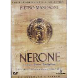 Mascagni: Nerone. Marchesi, Damato, Monto, Martinez, Rome Philharmonic Chorus and Orchestra. Tamas Pal. 1 DVD. Pan Dream