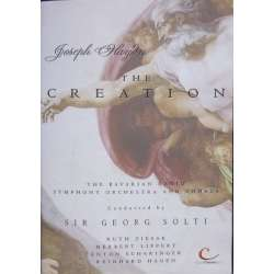 Haydn: The Creation. Ziesak, Lippert. Georg Solti. 1 DVD. Digital Classics