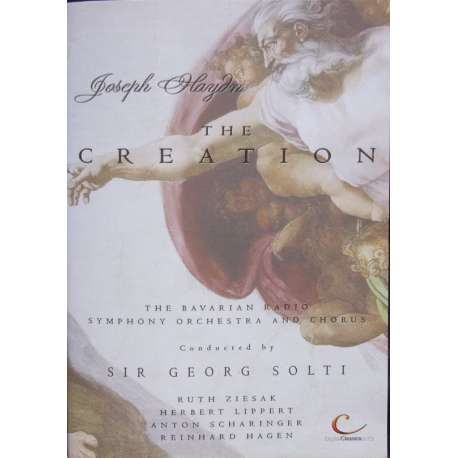 Joseph Haydn: The Creation. Georg Solti, Ruth Ziesak, Herbert Lippert, Anton Scharinger. 1 DVD. Digital Classics