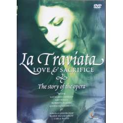 Verdi: La Traviata. Love and Sacrifice. Alagna, Gheorghiu, Nucci. 1 DVD. Digital Classics