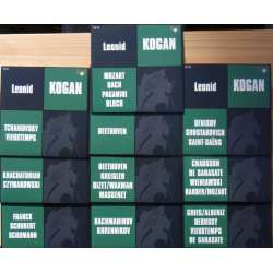 Leonid Kogan Edition. 10 CD. Russian Archives