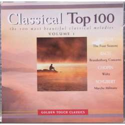 Four seasons. Brandenburg concerto, Largo from Xerxes, and 17 other hits. 1 CD. Opus