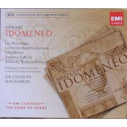 Mozart: Idomeneo. Mackerras, Bostridge, Lieberson, Frittoli. 3 CD. EMI. The home of opera