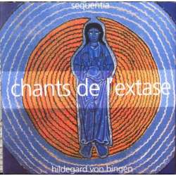 Hildegart von Bingen. Chant de L'extase. Sequentia ensemble. 1 CD. DHM