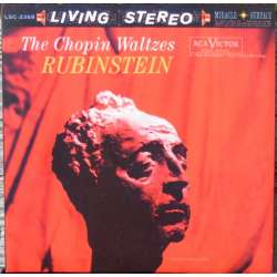 The Chopin Waltzes, Arthur Rubinstein. 1 CD. RCA Living Stereo