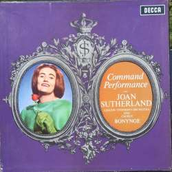 Joan Sutherland. Command Performance. LSO. Bonynge. 2 LP. Decca. SET 247