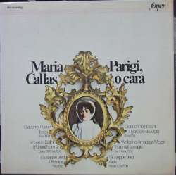 Maria Callas: Parigi, o cara. 2 LP. Foyer (Warner)
