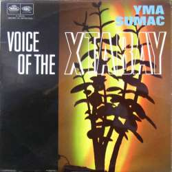 YMA Sumac. Voice of the Xtabay. Les Baxter. 1 LP. EMI