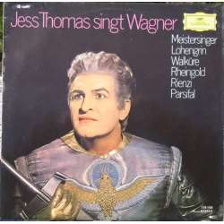 Jess Thomas sings Richard Wagner. 1 LP. Deutsche Grammophon